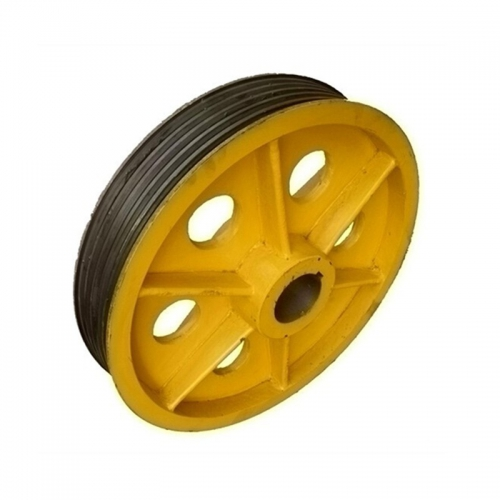 elevator spare parts traction wheel